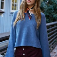 LA Hearts Slouchy Cropped Pullover Sweater at PacSun.com