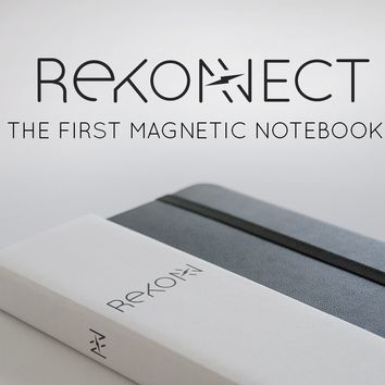 Rekonect Notebook: The Magnetic Lifestyle