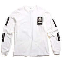 RPM Longsleeve T-Shirt White