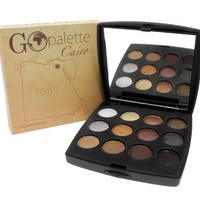 Coastal Scents Go Makeup Palette, Cairo, 0.28 Ounce:Amazon:Beauty