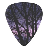 Tree Branches Guitar Pick