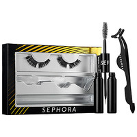 SEPHORA COLLECTION Dramatic Performance Longwear Lash Kit (Black)