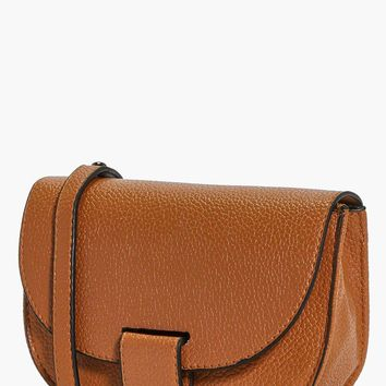 Maria Mini Cross Body Saddle Bag