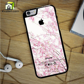 Skin Artistic Floral Design iPhone 6S Case by Avallen