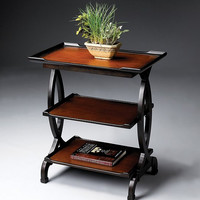 Butler Specialty Transitional Cherry Side Table - 1570109