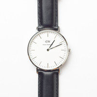 Classic Sheffield 36mm Black Silver