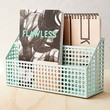 Punched Tin Desk Organizer