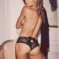 Bow-tied Cheeky Panty - Very Sexy - Victoria's Secret