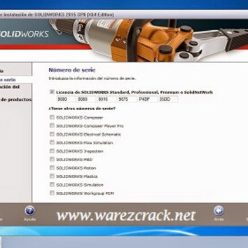 SolidWorks 2015 Crack, Serial Number Full Free Download