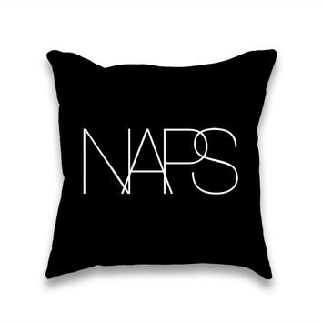 NAPS Cosmetic Chic Throw Pillow