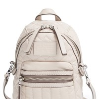 MARC BY MARC JACOBS 'DomoBiker' Quilted Leather CrossbodyBag