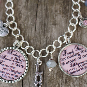 Personalized MOTHER Of the Bride, Mother of the Bride Gift, Gift for Mother of the Bride, Mother of the Groom, Mother of the Groom G
