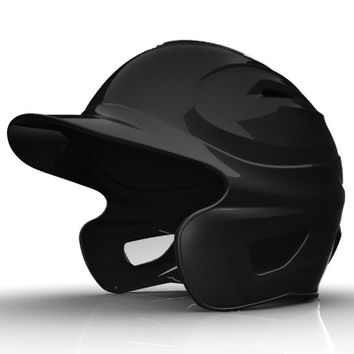 Under Armour Solid Matte UABH-100M One-Size Batters Helmet - Matte