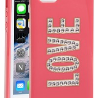 kate spade new york 'love' iPhone 5 & 5s case - Pink