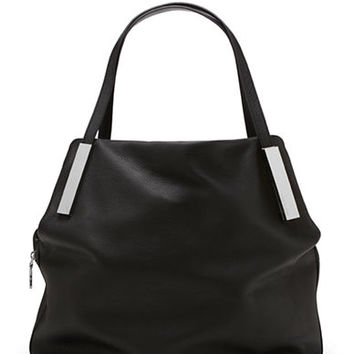 Vince Camuto Brody Leather Tote Bag