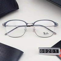 Ray-Ban Women Fashion Popular Shades Eyeglasses Glasses Sunglasses Black G-A-SDYJ