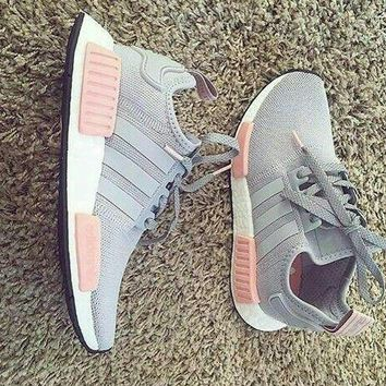 "simpleclothesv £º""Adidas"" NMD Women Fashion Trending Running Sports Shoes Sneakers"