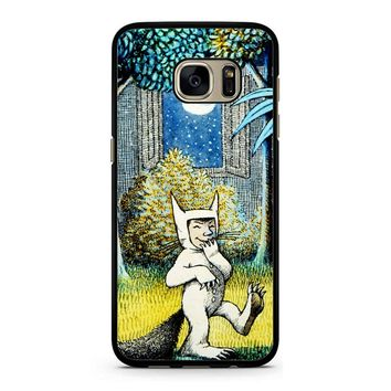 Max Where The Wild Things Are Samsung Galaxy S7 Case