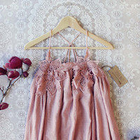 The Calypso Dress in Rosè