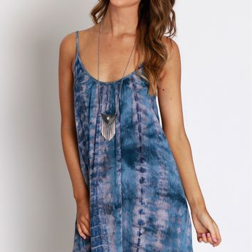 Out Of The Blue Tank Dress