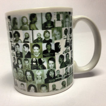 "Mugshot    ""Coffee Mug"""