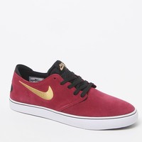 Nike SB Zoom Oneshot Red Shoes - Mens Shoes - Red