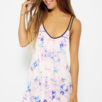 In My Dreams Dress - Print
