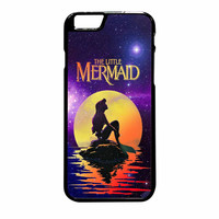 Disney The Moon Ariel The Little Mermaid iPhone 6 Plus Case