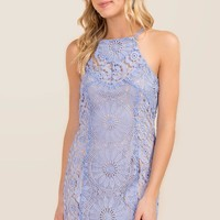 Caylee Lace Shift Dress