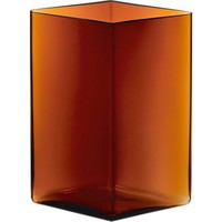 Ruutu Vase Large in Copper - Pop! Gift Boutique