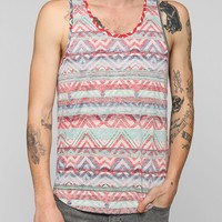 BDG Reversible Triblend Tank Top - Urban Outfitters