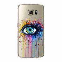 Samsung Galaxy S6 Edge Beautiful Soft TPU Back Cover Case