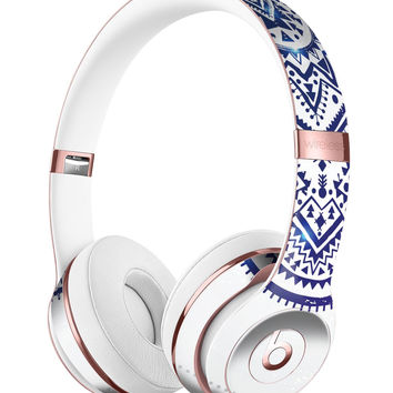 Ethnic Indian Vector Ornament Full-Body Skin Kit for the Beats by Dre Solo 3 Wireless Headphones