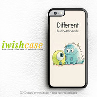 Monster Inc Best Friends iPhone 6 Case iPhone 6 Plus Case Cover