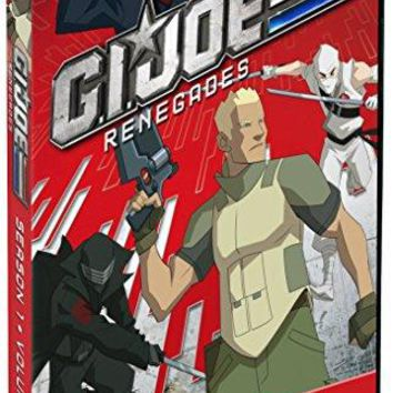 Jason Marsden & Matthew Yang King & Randy Myers-G.I. Joe Renegades: Season 1, Vol. 1
