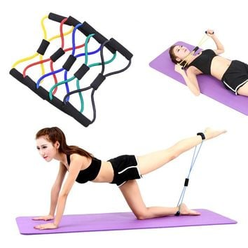 Tension Resistance Gym Band