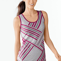 Women's Activewear Tank Top - Print from Lands' End