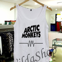 arctic monkeys logo - Tanktop Unisex Adult S-XL