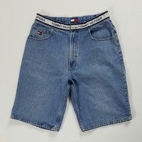 Tommy Hilfiger Denim Shorts Size 34