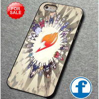 Fairy Tail logo  for iphone, ipod, samsung galaxy, HTC and Nexus PHONE CASE