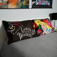 Disney Alice In Wonderland Looking For Wonderland Pillowcase Set