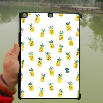 Pineapple Pattern iPad Case,iPad mini Case,iPad Air Case,iPad 3 Case,iPad 4 Case,ipad case,ipad cover, ipad mini cover ipad air,iPad 2/3/4-164