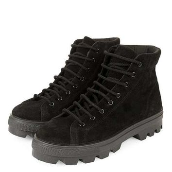 AVENUE Biker Boots - Shoes