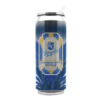 Kansas City Royals Stainless Steel Thermo Can - 16.9 ounces
