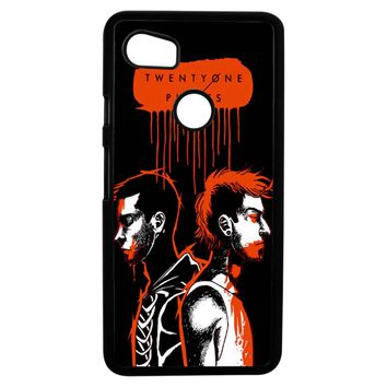 Twenty One Pilots Josh Dun And Tyler Joseph Google Pixel 2XL Case