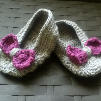 Crochet Children Bootie PDF Pattern