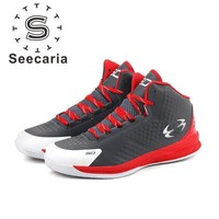 Brand 2016 New Jordan Basketball Shoes Men Breathable Outdoor Mens Sports Sneakers Hig