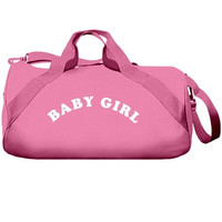Baby Girl- Tumblr Duffle Bag