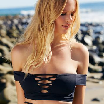 Free People Shiloh Bikini Top