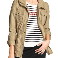 Banana Republic Factory Field Jacket Size XS - Khaki